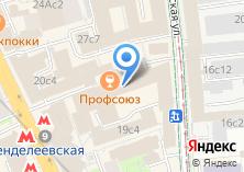 Компания «ТОП-3» на карте