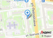 Компания «Таширстрой» на карте