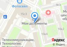 Компания «РусЕвроМедиа» на карте