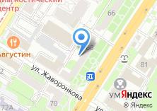 Компания «СТОЛОВОЕ СЕРЕБРО Кучаби» на карте