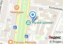 Компания «Российская шахматная федерация» на карте