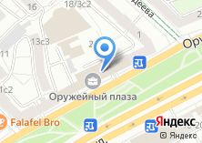Компания «Provocateur» на карте