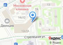 Компания «КБ Ренессанс кредит» на карте