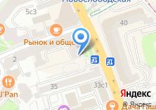 Компания «Д-Лайм» на карте