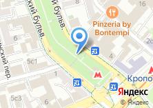 Компания «Пафф Поинт» на карте