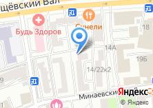 Компания «Луперк» на карте