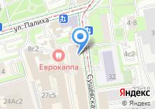 Компания «Инжстройпроект» на карте