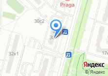Компания «Чертаново-18» на карте