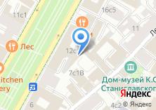 Компания «Высшая школа приватизации и предпринимательства» на карте