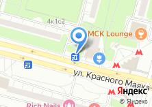 Компания «Магазин цветов на Красного Маяка» на карте