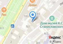 Компания «БизнесЛайк» на карте