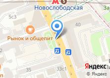 Компания «Богатырь №1 бистро» на карте