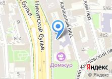 Компания «Союз журналистов Москвы» на карте