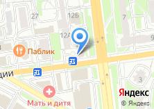 Компания «СпецХимСтрой» на карте
