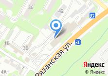 Компания «Кореана» на карте