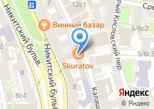Компания «Студия красоты Дмитрия Винокурова» на карте