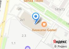 Компания «МФМ Москва» на карте