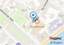 Компания «Нобилис Капитал» на карте