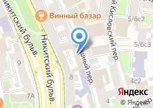 Компания «Алана-Виза» на карте
