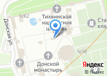 Компания «Храм Святого Тихона» на карте