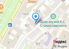 Компания «МК-ЦБ» на карте
