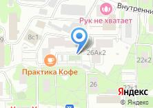 Компания «РосЭнерджи» на карте