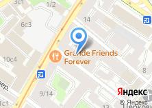 Компания «Проектсервис холдинг» на карте
