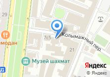 Компания «МосРентгенЦентр» на карте