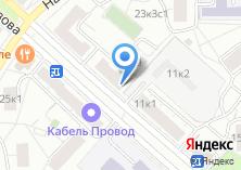 Компания «Мосград-С» на карте