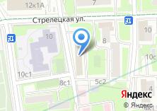 Компания «Сервис Колясок» на карте