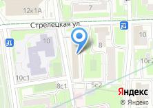 Компания «ТЕТРА» на карте