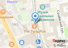 Компания «The Tipsy Pub» на карте