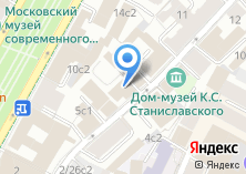 Компания «Гинко» на карте