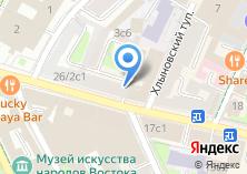 Компания «Apparenza» на карте
