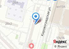 Компания «КБ Компания Розничного Кредитования» на карте