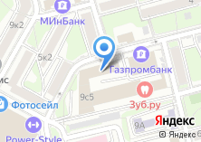 Компания «Итаком» на карте