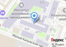 Компания «ККБ» на карте