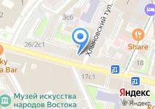 Компания «Статус» на карте