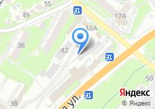 Компания «Инкомстрой» на карте