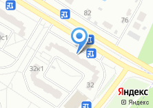 Компания «Авего» на карте