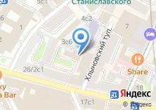 Компания «Детский сад №1144» на карте