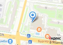 Компания «Geek Pro» на карте