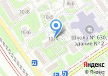 Компания «Стройтранс» на карте