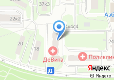 Компания «Тестомесы.Ру» на карте
