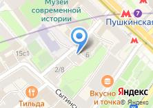 Компания «Деловая Москва» на карте
