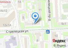Компания «Точка над и» на карте