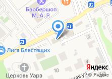 Компания «Вешки» на карте