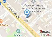 Компания «Российская корпорация средств связи» на карте