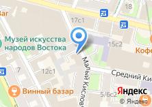 Компания «Стройтэс» на карте