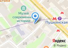 Компания «Найт Флайт» на карте